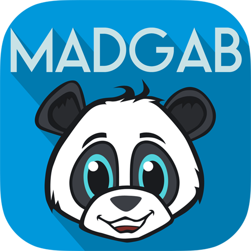 Mad Gab Puzzles - A Family Game of It's Not What You Say, It's What you Hear! (Mad Gab Game)