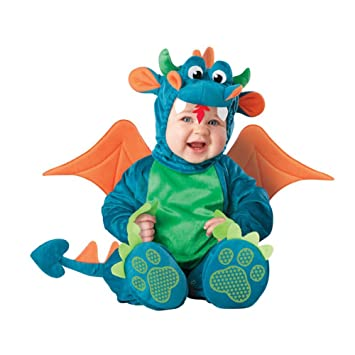 PerGrate perg Transferencia Navidad Halloween Infant Baby Jumpsuit Animales para Ropa Disfraz Dressing Baby Boy, 18, 80