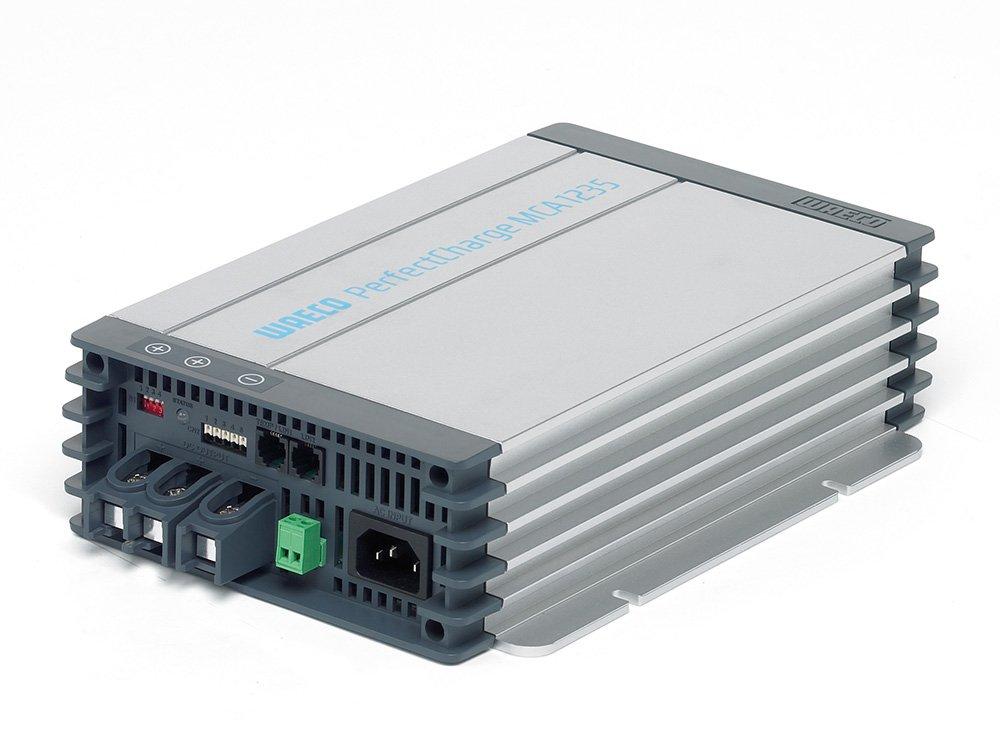 Waeco 9102500029Perfect Charge MCA 1235–6niveaux de iu0u automatique–Chargeur, 35A, 230–12V