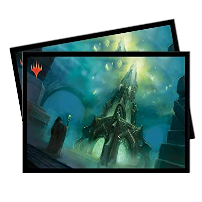 Magic: The Gathering - UMA V3 Standard Deck Protector Card Sleeves 100 ct. Magic: The Gathering: Toys & Games