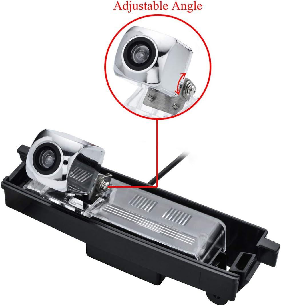 Toyota Vanguard 2006~2012 /&Vehicle Camera Waterproof and Shockproof Reversing Backup Camera aSATAH Full HD Car Rear View Camera for Toyota RAV4 RAV-4 RAV 4 Full HD Camera
