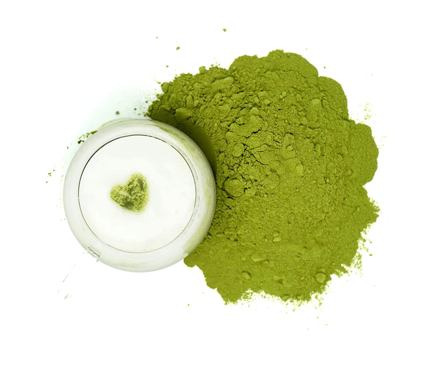 Spinach Powder from Germany - Premium Quality for Smoothies, Cooking, Baking and Natural Green Food Dye - Great Source of Ecdysterone for Muscle Growth - Net weight 1.76 Ounce / 50 Gram