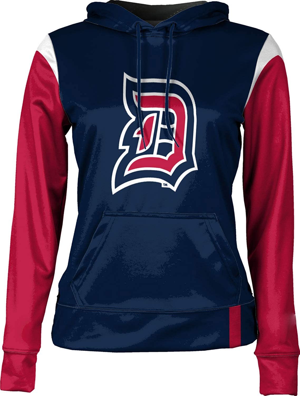 ProSphere Duquesne University Girls Pullover Hoodie School Spirit Sweatshirt Tailgate
