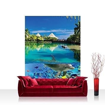 Papel Pintado Fotográfico Premium Plus fotográfico pintado – cuadro de pared – animales – Papel pintado