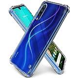 Valueactive Mi A3 Back Cover Case for Xiaomi Mi A3 Case Cover [Protective + Anti Shockproof CASE] Back Cover Case -Xiaomi Mi A3 Transparent Case