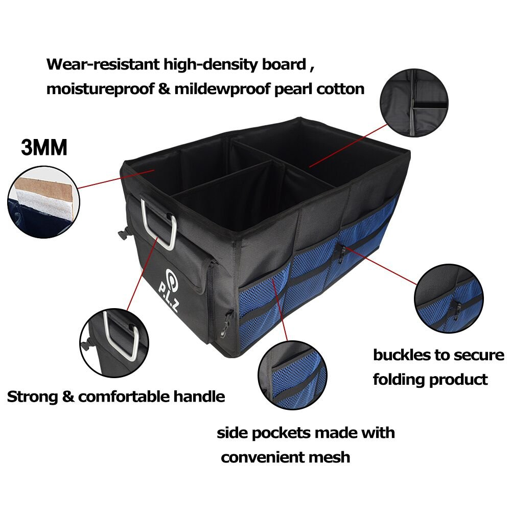 The Best Trunk Organizers For Your Vehicle: Reviews & Buying Guide 2
