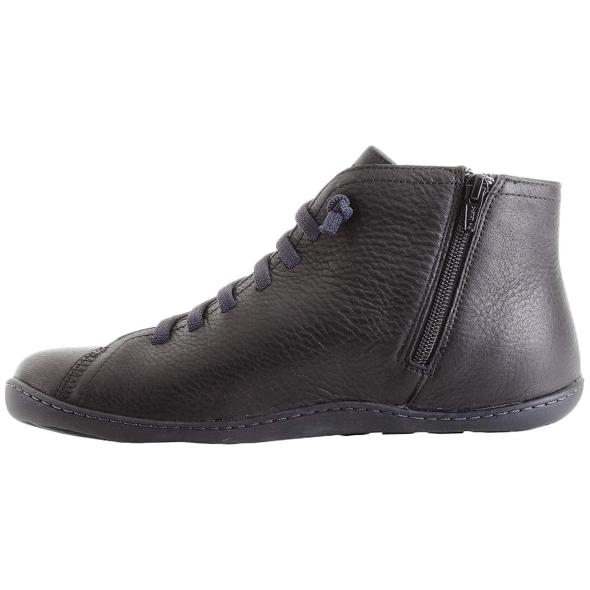 CAMPER Mens Peu Cami Blau Black Derby-Schuhe Black Blau 895f0e