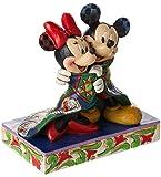 Enesco Disney Traditions by Jim Shore Mickey Minnie
