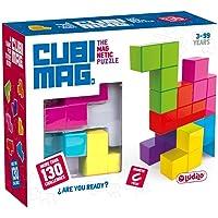 Lúdilo infantiles, niños, Puzzles 3D, Juegos magnéticos de viaje, Juguetes educativos, multicolor (CUBIMAGes un…