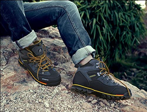 [トーフォズ] トレッキングシューズ 登山靴 メンズ ウォーキングシューズ ハイキングシューズ メンズ 登山初心者 軽量 滑り止め クッション性 防水 吸汗 通気性 8037 [サイバーマンデーセール]