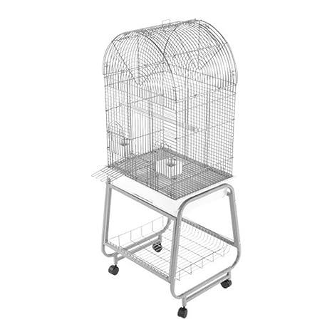 A y E de la jaula Co. Seneca dometop jaula de pájaros: Amazon.es ...