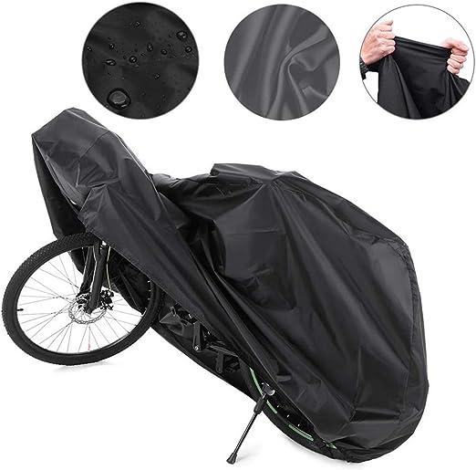 Toruiwa Funda de protección para Bicicleta Impermeable Lluvia ...