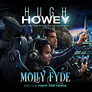 Molly Fyde and the Fight for Peace Hörbuch