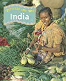 img - for India (Festivals & Food) book / textbook / text book