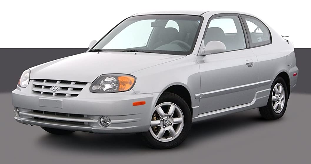 2004 hyundai accent reviews images and specs. Black Bedroom Furniture Sets. Home Design Ideas