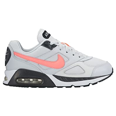new product b1f97 454d9 Amazon.com  Nike Youth Air Max IVO Leather Trainers  Sneaker