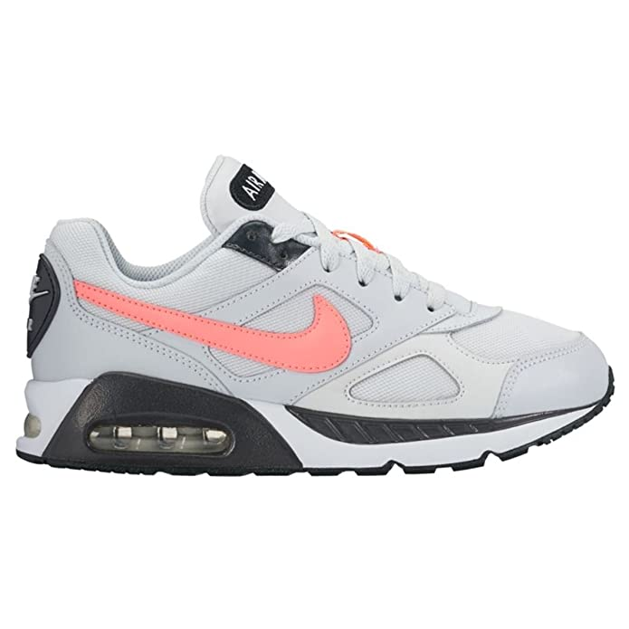 Amazon.com: Nike Youth Air Max Ivo Zapatillas de piel, Gris ...
