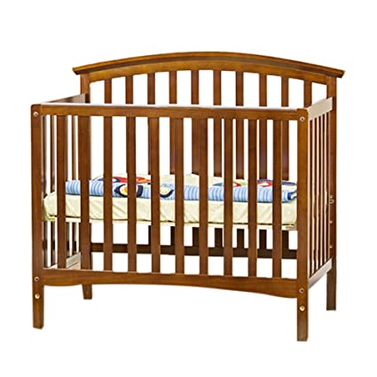 this mini crib is ideal for those with small spaces of whou0027d like to roomin with their baby it also offers 4in1 so it will grow with