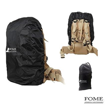 Amazon Com Backpack Rain Cover Fome Nylon Backpack Rain Cover For
