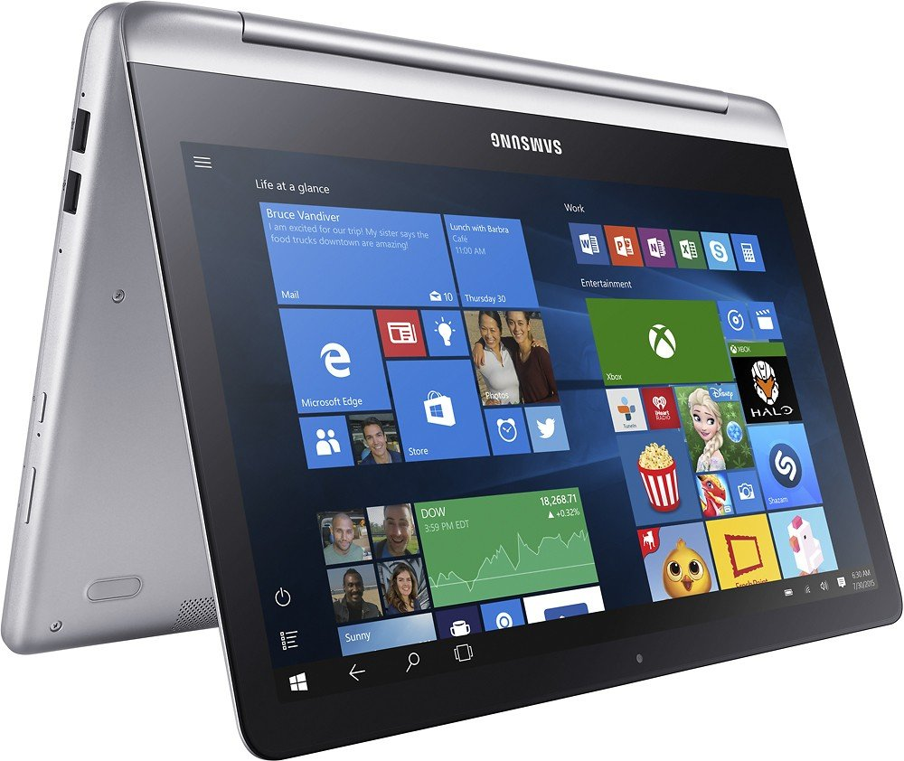 Laptop samsung 300e precio mexico - Amazon Com Samsung Notebook 7 Spin 2 In 1 13 3 Touch Screen Laptop Np740u3l L02us Intel Core I5 6200u 8gb Memory 1tb Hard Drive 360 Flip And Fold