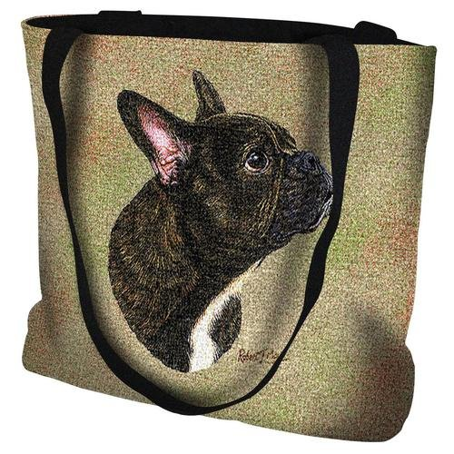 French Bulldog Tote BagPure Country Weavers17 x 17 inches100% cotton