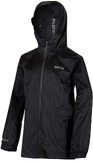 Unisex Waterproof Kids Regatta Pack It Jacket