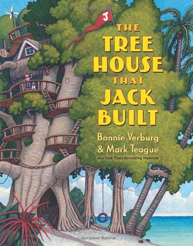 Old Orchard House - The Tree House That Jack Built