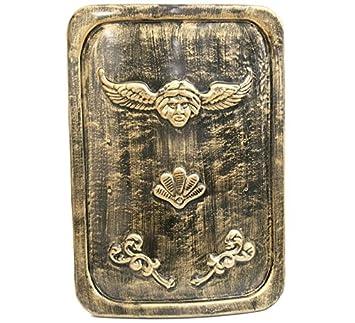Escudo Romano dorado 67 cm Eurocarnavales