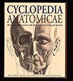Cyclopedia Anatomicae: More Than 1, 500 Illustrations of the Human and Animal Figure for the Artist