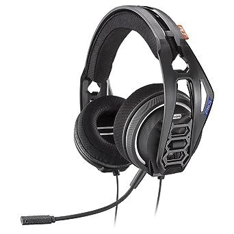 5ee16e5408c Amazon.com: Plantronics RIG 400HS Gaming Headset - PlayStation 4 ...