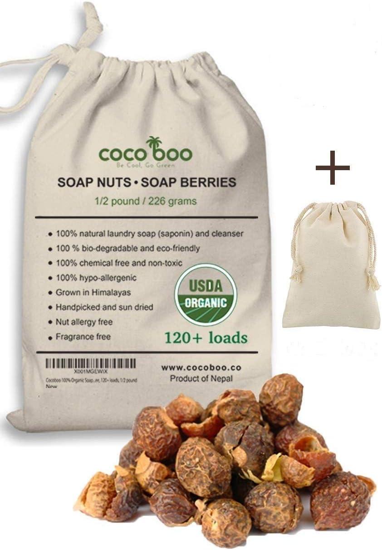 cocoboo 100% orgánico Nueces de jabón | Escogido & Sun dried ...
