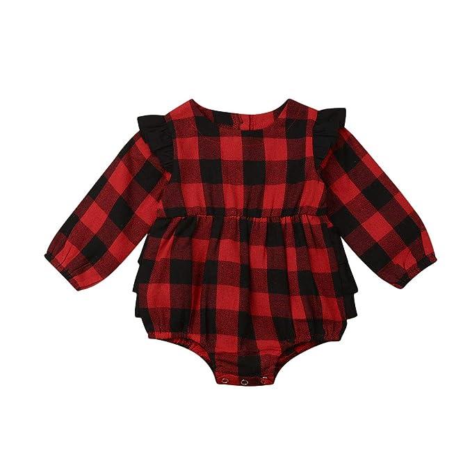 Amazon.com: Visgogo, 2 piezas de traje de bebé recién nacido ...