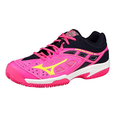 Femmes Cassez Tiré Ex Cc (w) Chaussures De Tennis Mizuno 2DfLwvD7Xb