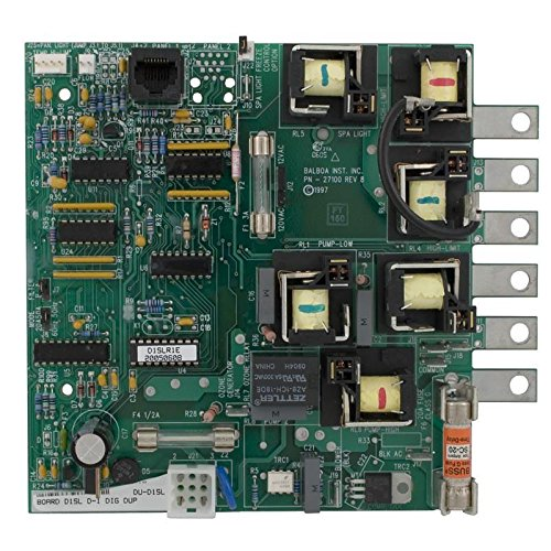(Balboa Water Group 51491 Circuit Board D1Sl Digital)