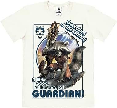 Logoshirt - Marvel Comics - Pelicula - Guardianes de la Galaxia ...