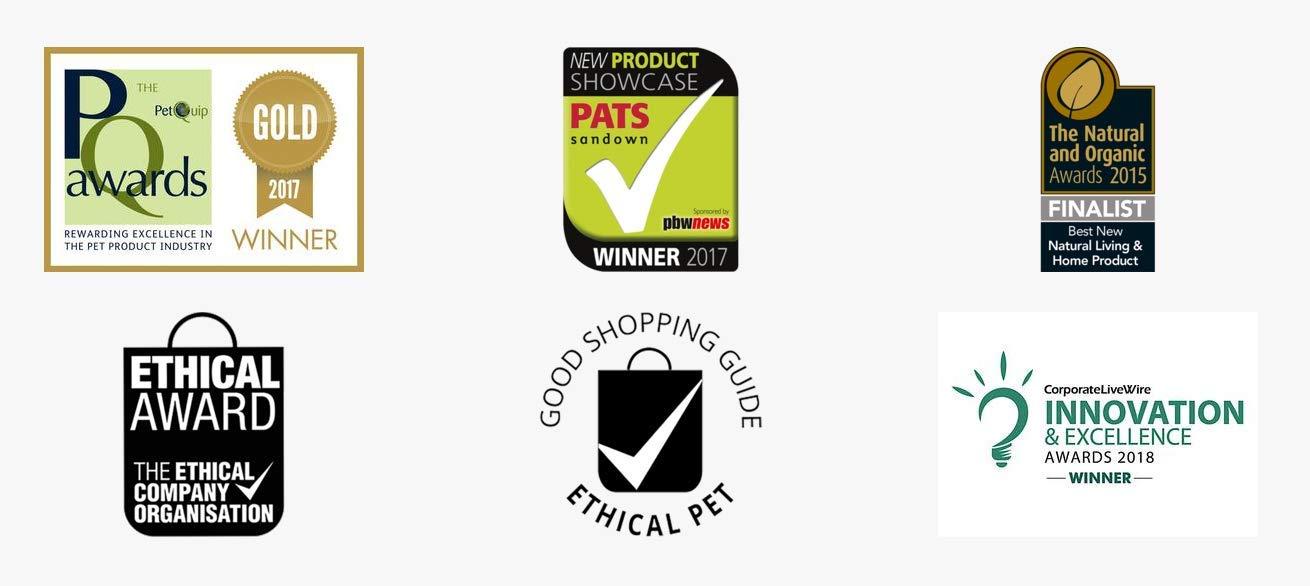 WildWash PRO Shampoo for Pets 300 Millilitres (No. 1 - Ylang Ylang)
