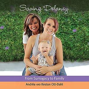 Saving Delaney Audiobook