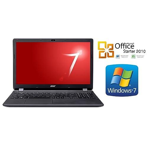 NOTEBOOK ACER E5-511 ~ 500GB ~ 8GB RAM ~ WINDOWS 7 PROF. ~ WEBCAM ~ 300MBit W-Lan (8GB RAM - 500GB HDD)