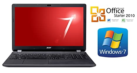 Ordenador Portatil Acer 2508 ~ 500 GB ~ 8 GB Memoria ~ Windows 7 Prof.