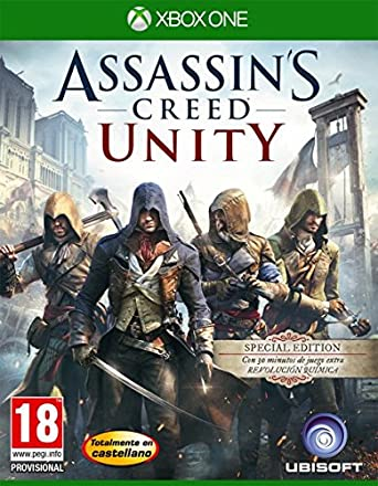 Assassins Creed: Unity - Edición Especial: Amazon.es: Videojuegos