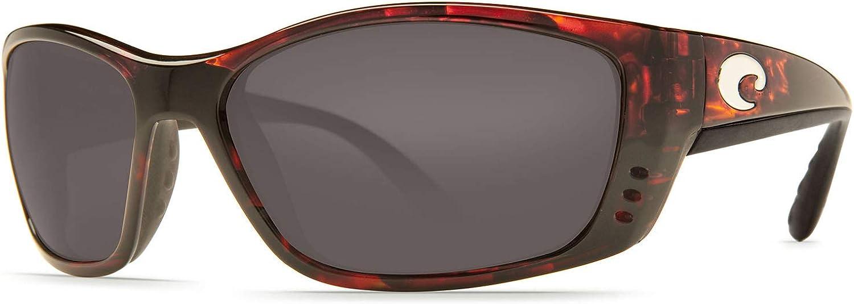 Vonxyz Polarized Lenses for Costa Fisch Sunglass Blue Mirror