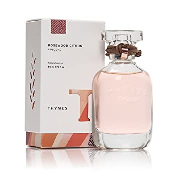 Thymes - Rosewood Citron Cologne - 1.75 oz