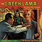 The Case of the Clown Who Laughed & The Case of the Invisible Enemy: The Green Lama #4 | Kendell Foster Crossen