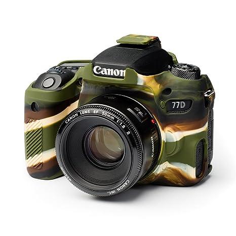 Easycover ECC77DC Estuche para cámara fotográfica: Amazon.es ...