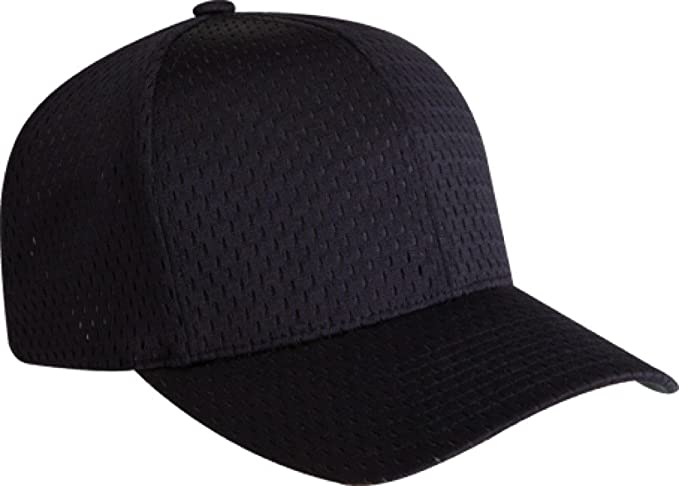 8c2482999 Flexfit Athletic Mesh - Structured Hat, Dark Navy at Amazon Men's ...