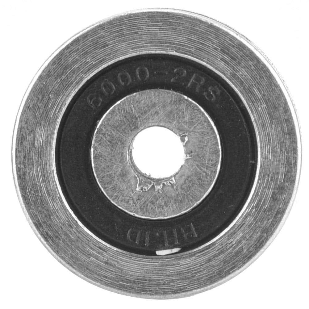 Roue de roulement 28mm Guide de levage de c/âble m/étallique de roue de roulement de haute r/ésistance pour bloc de poulie