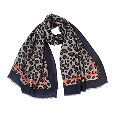 cf872af5a5d Clearance Sale !Women Ladies Scarf, Autumn Winter Leopard Print Scarf Wrap  Shawls Headband Soft Shawl Long Scarf Pashmina Stoles Scarves New