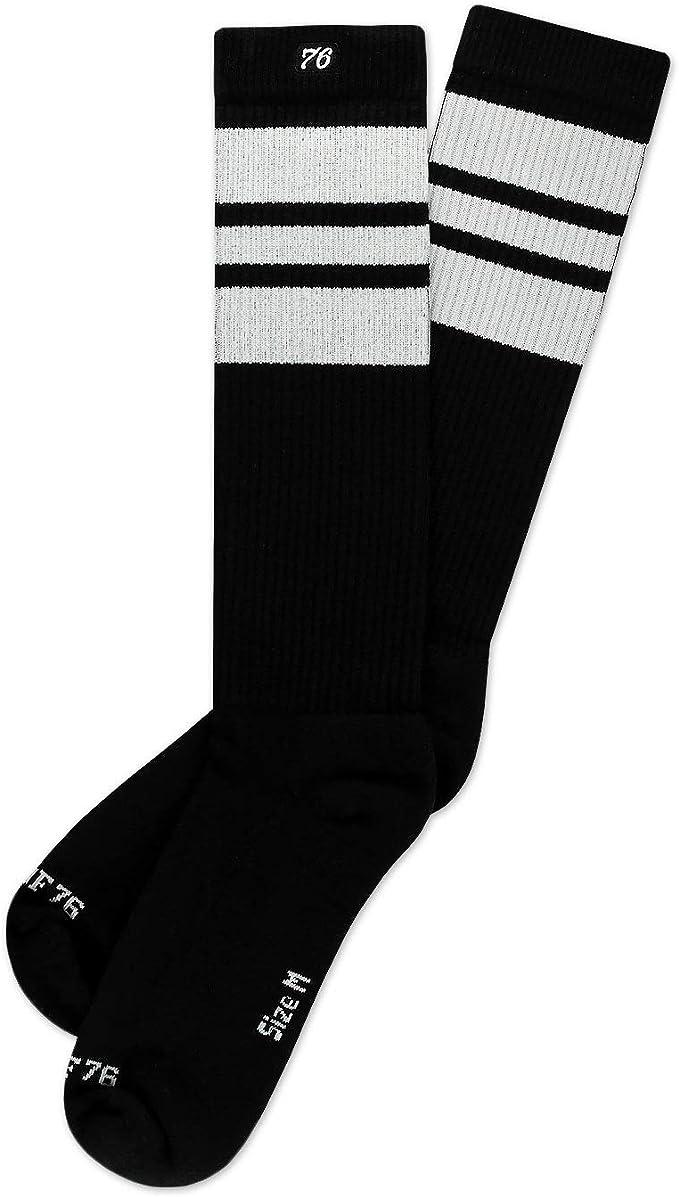 Spirit of 76 Oldschoolsocks by calzini neri skater socks