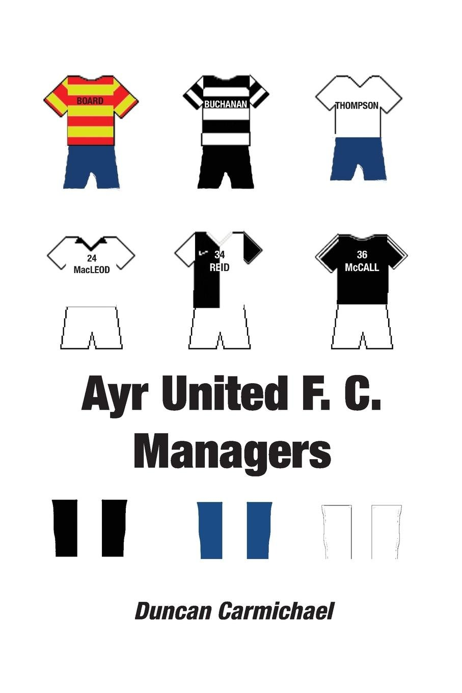 Ayr United F.C. Managers