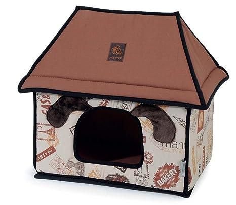 Caseta para Perros y Gatos St. Moritz Dog Texas, 50 x 40 x 50